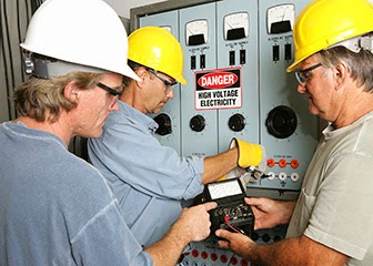 Duties for electrical work