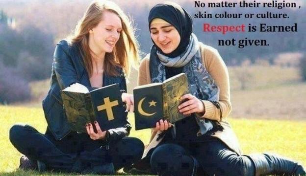Jihad Seorang Kristiani Untuk Islam Rahmatan Lil Alamin