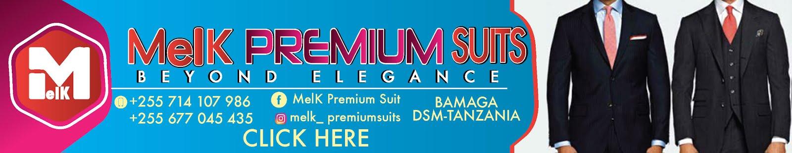 MelK Premium Suits