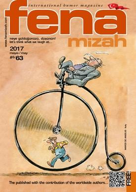 fenamizah e-dergi • no: 63 • Mayıs-2017