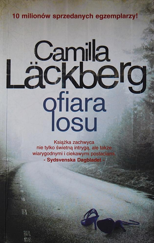 "Camilla Läckberg ""Ofiara losu"""