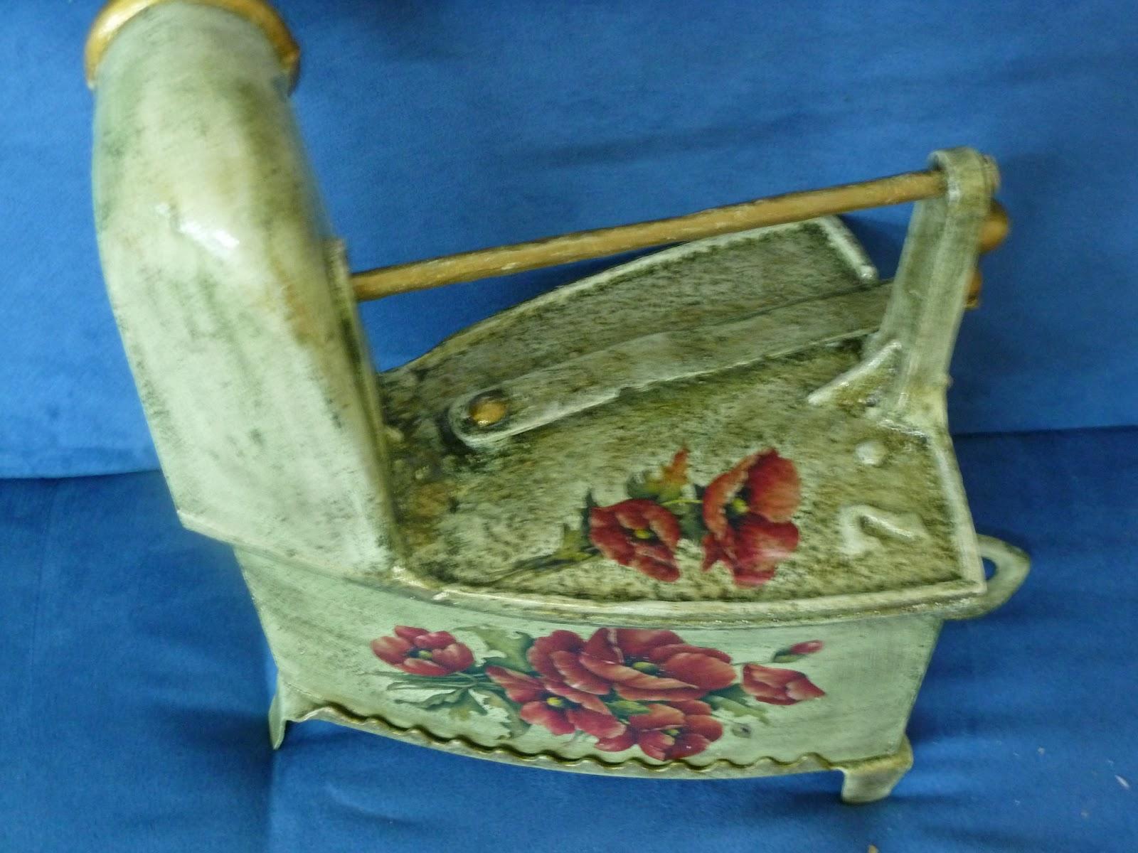 Manualidades e ideas de todo tipo plancha de hierro for Manualidades con madera vieja