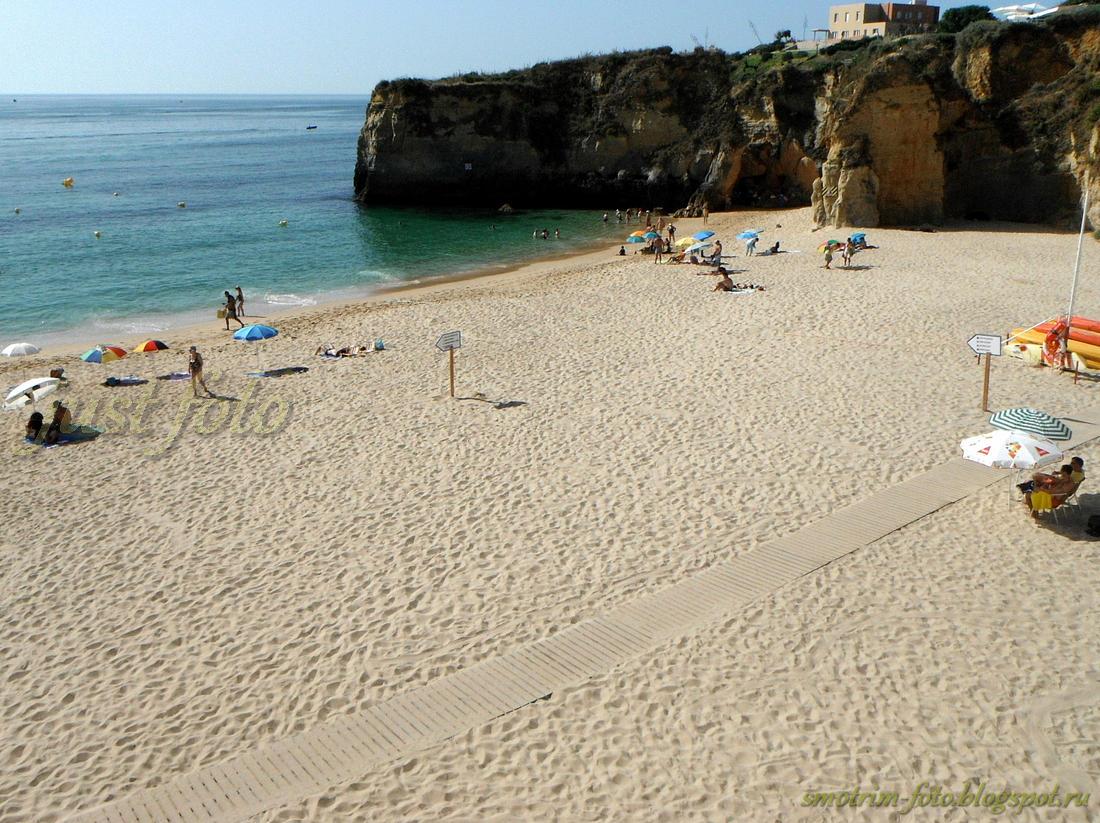 Алгарве пляжи