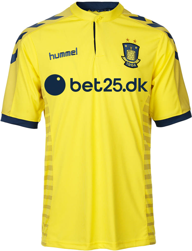 brondby fc jersey