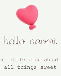Hello Naomi