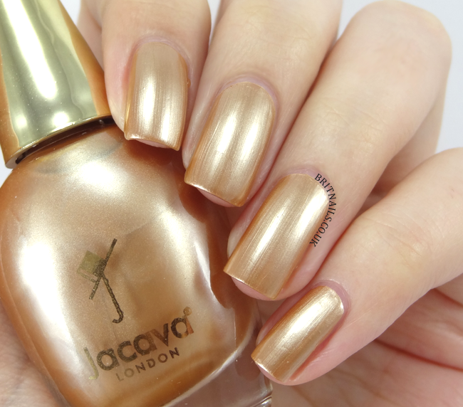 Jacava Smooth Liquid Gold