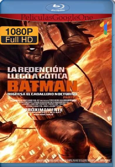 Batman: El regreso del Caballero Oscuro, Parte 2 (2013) BRRip [1080p] [Latino-Castellano] [GoogleDrive]