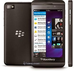 Harga Dan Spesifikasi Blackberry Z10 Terbaru