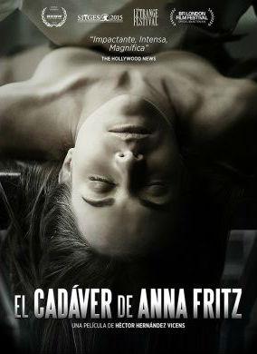 Filme O Cadáver de Anna Fritz BRRip XviD & RMVB Legendado