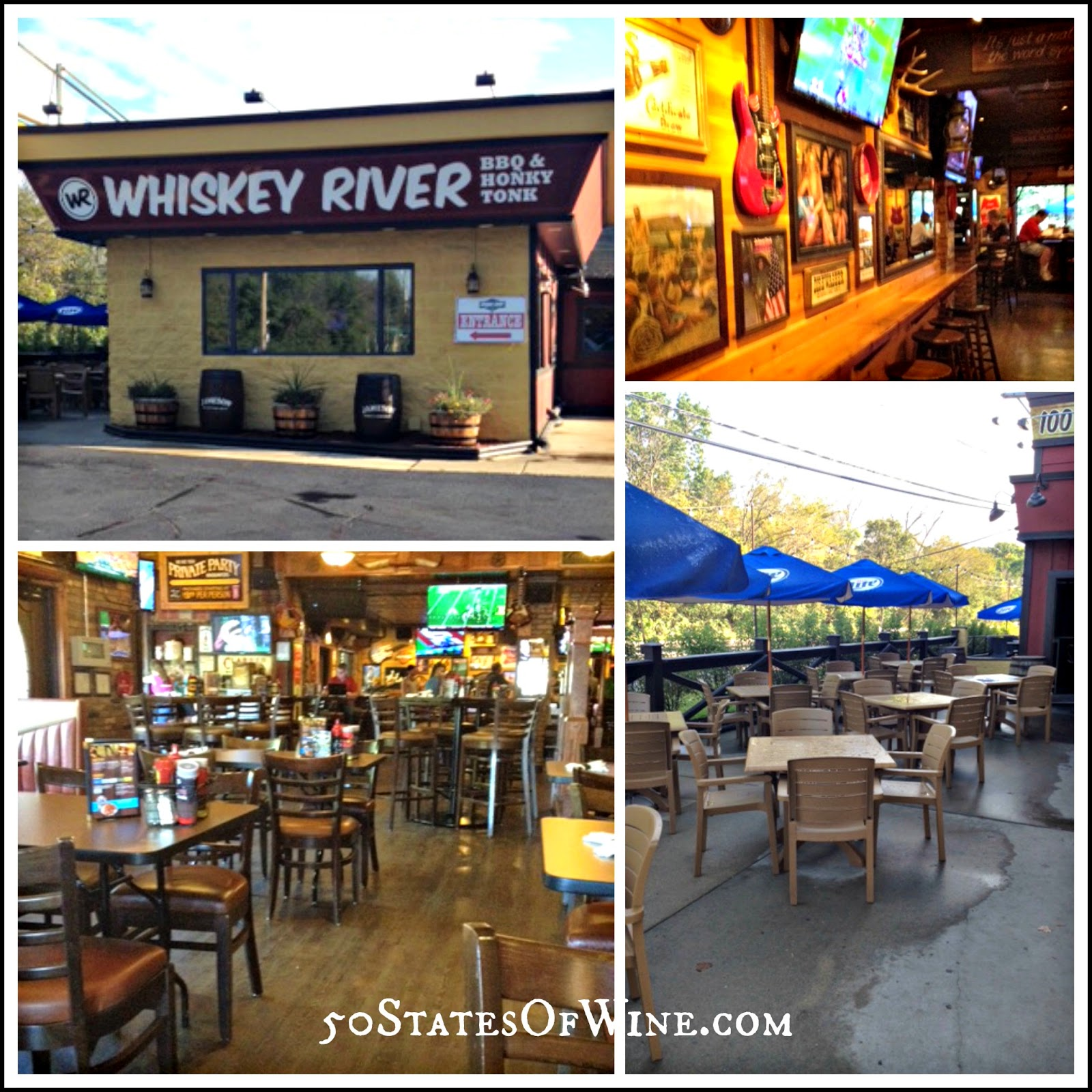 Whiskey River BBQ