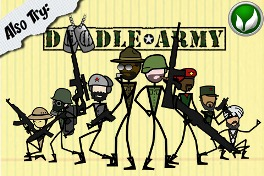 Download Android Game The Doodle Army APK 2013 Full Version