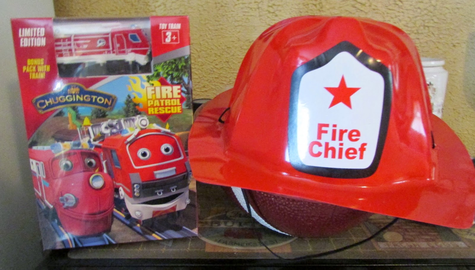 Heck Of A Bunch: It\'s Chuggington Fire Patrol Rescue Day!