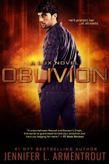 Saga Lux - Oblivion #1.5 de Jennifer L. Armentrout