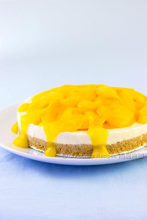 Mango Cheesecake01