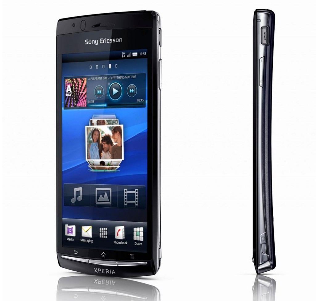 sony ericsson xperia arc review cell phone updates cell phone reviews mobile phone news. Black Bedroom Furniture Sets. Home Design Ideas