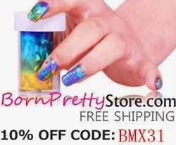 BornPrettyStore 10% Rabatt