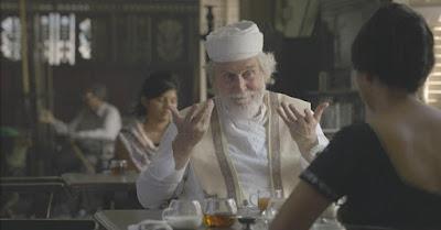 The Path of Zarathustra, A Film by Oorvazi Irani, Starring Tom Alter, Oorvazi Irani, Screenplay by Farrukh Dhondy