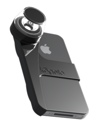 iPhone 4 4S Panoramic Video Camera Accessory