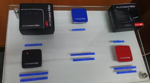 Perangkat MiFi M2S Smartfren