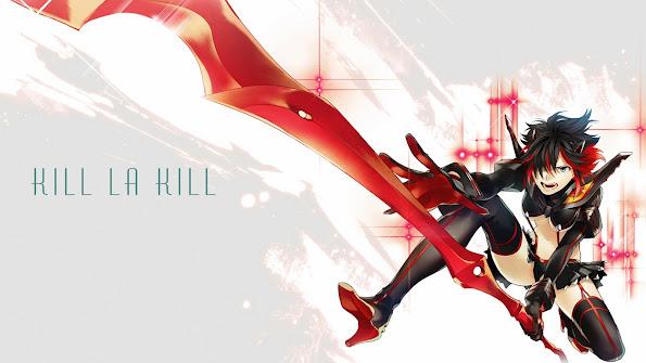 matoi ryuko kill la kill anime girl image hd wallpaper 1366x768 4p