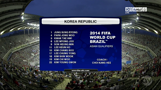 Full match: Korea Republic vs Uzbekistan