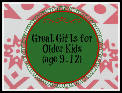 top gifts for older kids