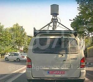 دستگاه های سیار ارسال پارازیت بر روی ماهواره
