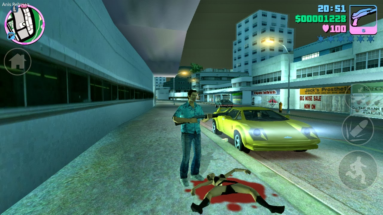 Grand Theft Auto The Official Site