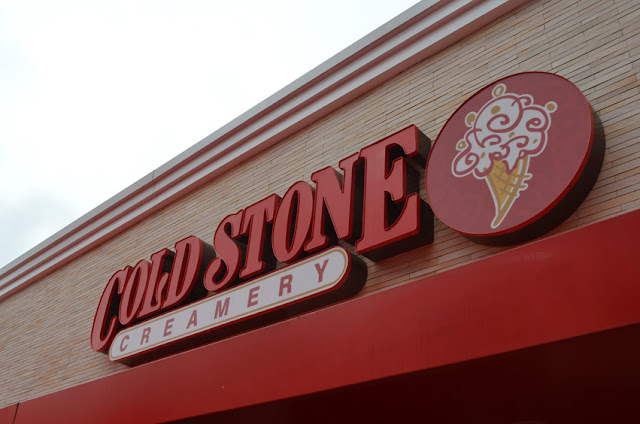 cold stone sorveteria