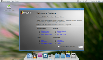 Fuduntu review