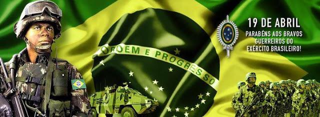 19 de abril - Dia do Exercito Brasileiro