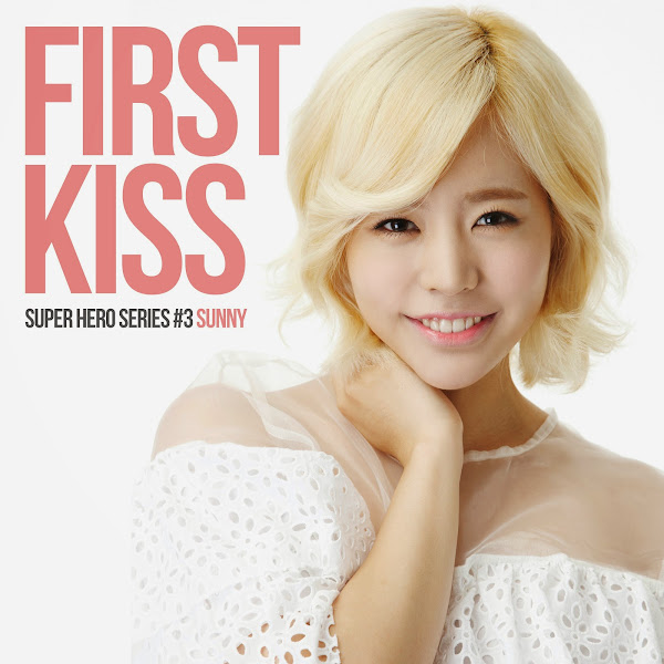 Sunny First Kiss Cover