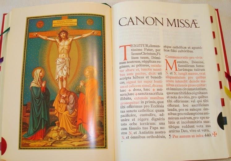 Missale Romanum 1962 | Summorum Pontificum