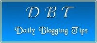 Daily Blog Tips and Tricks For Blogger
