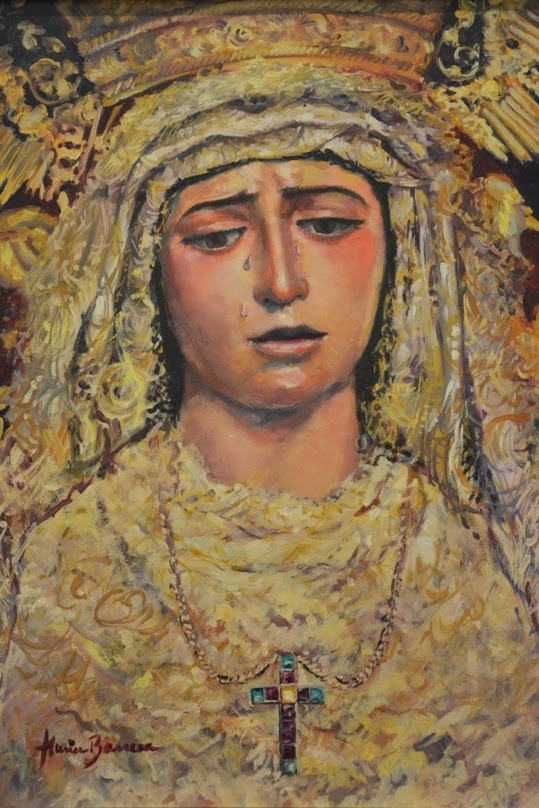 Pintura Nuria Barrera - Sevilla
