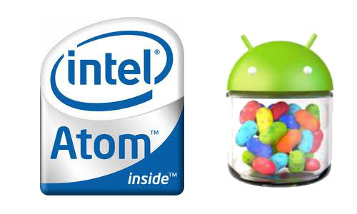 Intel Atom Android Jelly Bean Integration