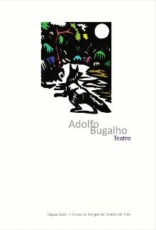 """Livro """"Teatro"""" <br> de Afolfo Bugalho"""