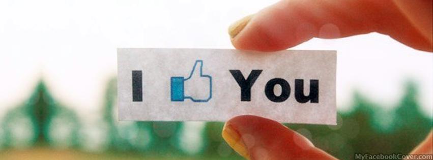 I+Like+You+Facebook+Covers En iyi Facebook Kapak Fotoğrafları