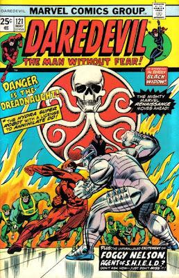 Daredevil #121, Hydra