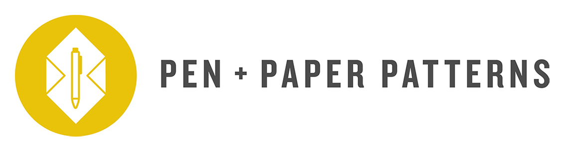 Pen + Paper Patterns