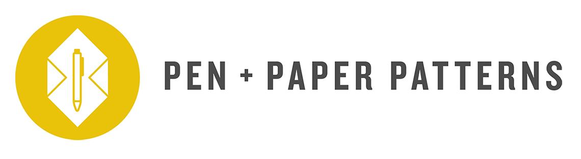 Pen + Paper Patterns