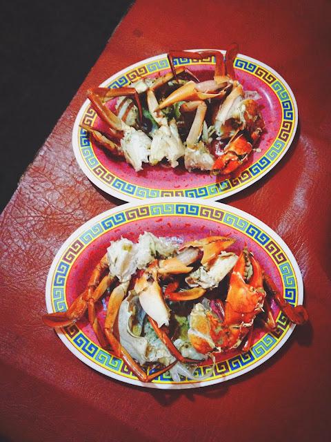 Kepiting Rebus Yogyakarta 1