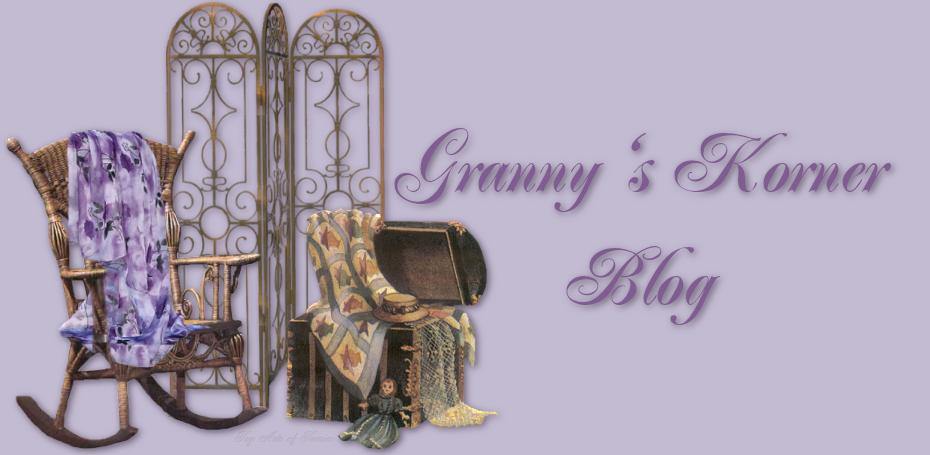 Granny's Korner Blog