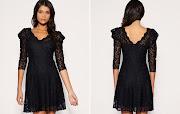 Aposte você também no vestido preto e você não vai se arrepender. (vestido preto )