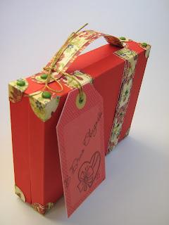Hellen, чемоданчик для денег, подарочная упаковка