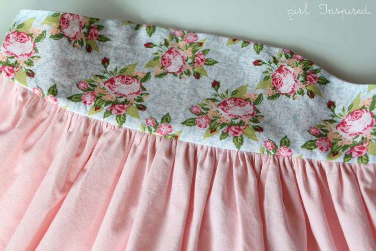 how to make ruffles without a sewing machine