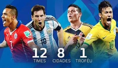 Pronósticos y Expectativas Copa América 2015
