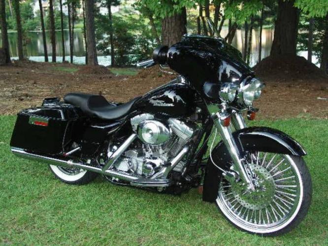 Custom Harley-Davidson Baggers Motorcycles 666 x 500 · 78 kB · jpeg