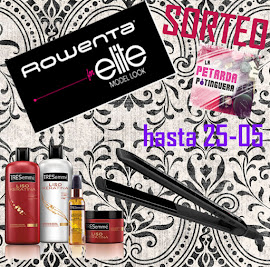 Sorteo ROWENTA for Elite Model Look & TRESEMME