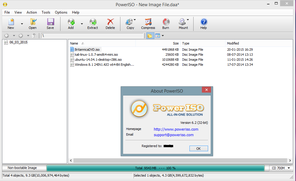 PowerISO Torrent Crack Full Final Portable 32/64 Bit